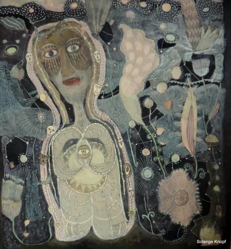 création franche,collection de l'art brut,côtes ouest,arts buissonniers,art singulier,solange knopf,lucienne peiry,art brut dans le monde,joseph baqué,rené delrieu,musée du veinazès