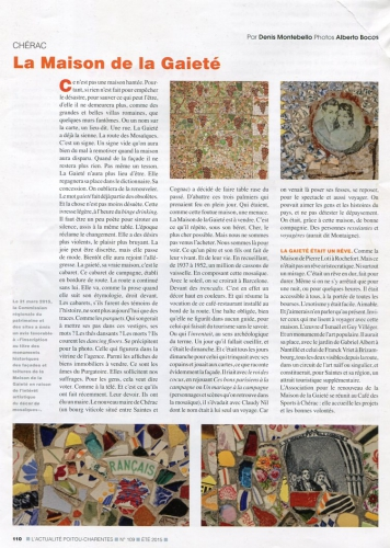 article D Montebello ds Acutalités P Ch 2015.jpg