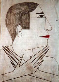 Hélène Reimann,1893-1987, crayons de couleur sur papier, 21x29 cm, coll. l'Aracine.jpg