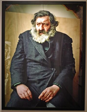Photo par Pierre Gonnord, expo Maison Européeene de la Photographie, août 2007.jpg