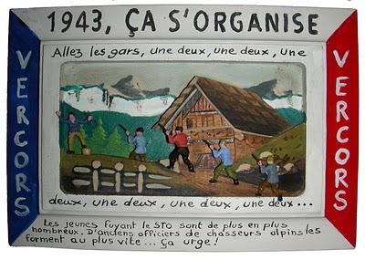 Laurent Jacquy,Vercors, peinture sur bois.jpg