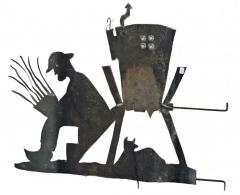 Girouette de vannier, ancien rassemblement du brocanteur Philippe Lalane.jpg