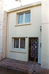 Hippolyte Massé, la maison telle qu'elle était en 1996 à La Chaume, ph.B.Montpied, 1996.jpg