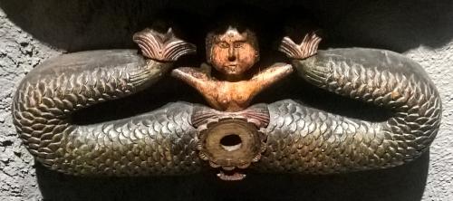 Sirène de verrou de fût, musée alsacien.jpg