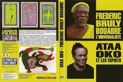 Ataa Oko et Bruly-Bouabré,jaquette des films à eux consacrés par Philippe Lespinasse et Andress Alvarez-.jpg
