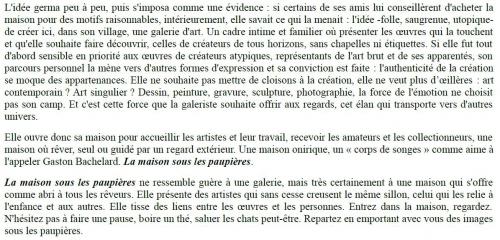 Fragment d'explication sur la maison sous les paupières.JPG