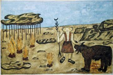 Hélène Smith, paysage ultramartien, 1900, coll O.Flournoy .jpg