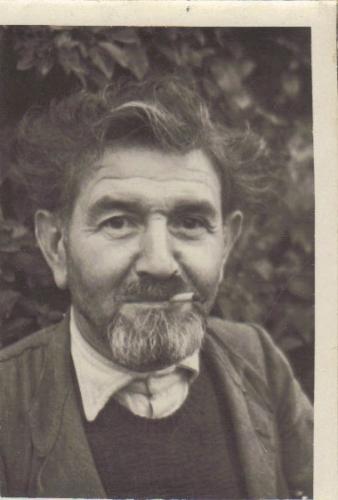 portrait d'Armand Goupil, Lamnay, 1949, archives famille Goupil.JPG