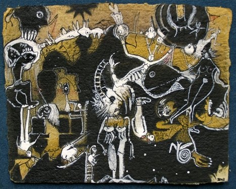 Bruno Montpied, Où l'on perd la tête, 2005.jpg
