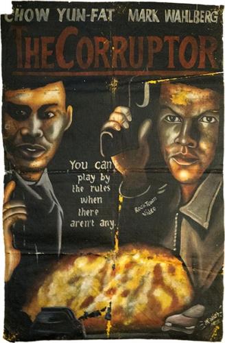 Poster 5 du Liberia the corruptor.jpg