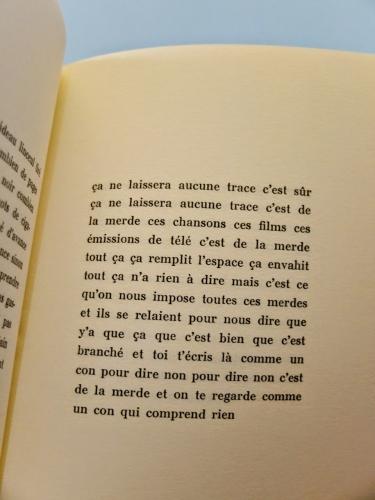 Francis ricard page d'un de ses livres blog Mille lieux.jpg