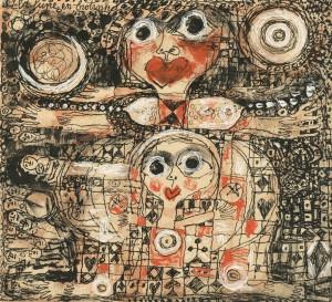 csn 53,art naïf,art singulier,patrick chapelière,la mayenne à l'oeuvre,art obscur,michel leroux,jean-louis cerisier,serge paillard,noël fillaudeau,alain lacoste,joël lorand