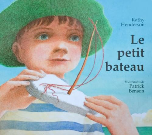 Le Petit Bateau,album de Kathy Henderson, Ed.Kaléidoscope.jpg