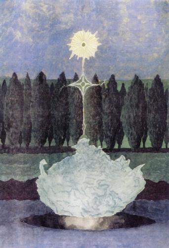 jean-louis cerisier,art naïf,contrées intermédiaires,cns 53,art singulier,bruno montpied,gérard sendrey,françoise limouzy