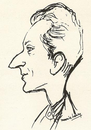 Portrait caricatural de Brunius par Maurice Henry.jpg