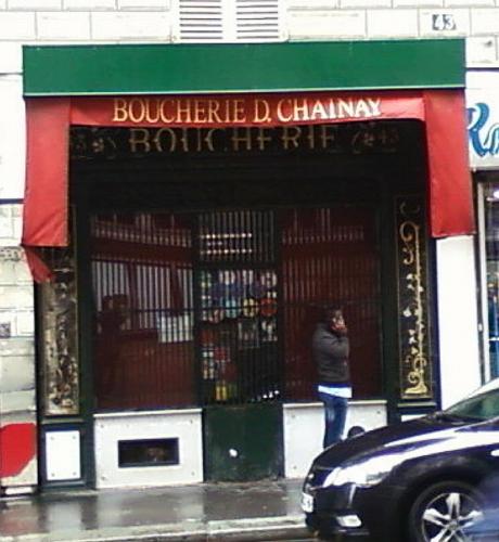 Boucherie D.Chainay, parisXe, avr 12.jpg