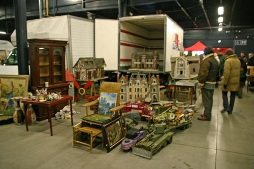 Vestiges d'un musée de maquettes, Le Mans, ph.Bruno Montpied, 2009.jpg