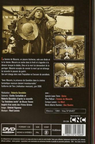 Macario, DVD, 4ème de couverture, éditions Albarès.jpg