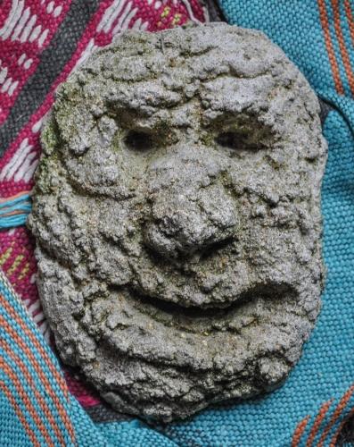 Georges Maillard, masque ss titre, ciment, vers 2019, alt (2).jpg