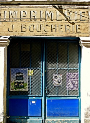 Boucherie imprimeur, Bordeaux (quartier St-Michel), photo B.Montpied,2008.jpg