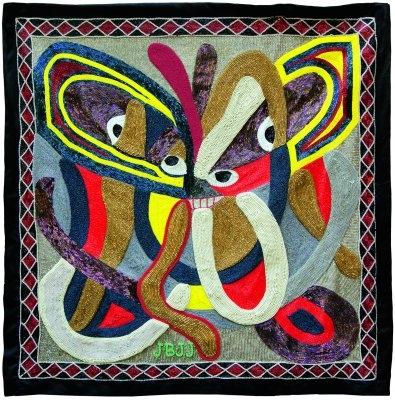 histoires de voir,fondation cartier,art naïf,art populaire,art brut,art immédiat,ciça,nino,abcd,art populaire brésilien,magiciens de la terre,nina krstic,yanomanis,huni kuï