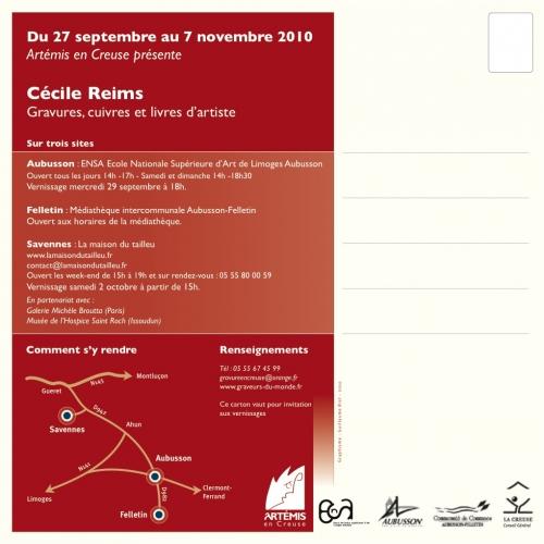 Verso du carton d'invitation à l'expo Cécile Reims.jpg