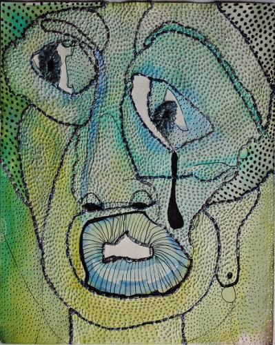 Sans titre (tête à la larme) (2), 2014.jpg