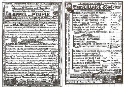 Michel Godin des Mers, tract.jpg