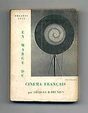 Brunius, en marge du cinéma français, couverture.jpg