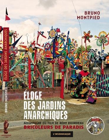 L'Eloe des Jardins anarchiques, 1ère de couv, Editions de l'Insomniaque.jpg