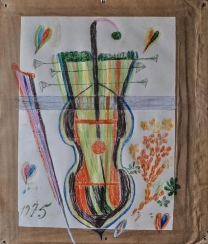 Joseph Pépé Vignes, sans titre (instrument à cordes), 43x37cm, 1975 (2).jpg