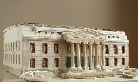 De Stadshof, maquette sculptée.jpg