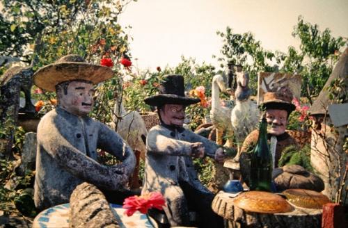 bruno montpied,remy ricordeau,eloge des jardins anarchiques,le gazouillis des éléphants,environnements spontanés,cinéma et arts populaires