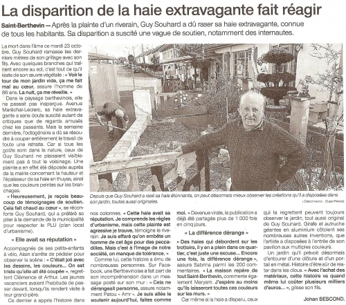 Article sur la destruction de la haie, oct 18.jpg