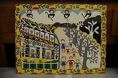 michel boudin,marie jakobowicz,jean estaque,guy grard,musée de la création franche,alexis lippstreu,madmusée,galerie christian berst,banditi dell'art,cinéma et arts populaires,mario andreoli,art brut italien,pierre-jean wurtz,denis lavaud,marcello cammi,environnements spontanés,au petit paris,marcel dhièvre