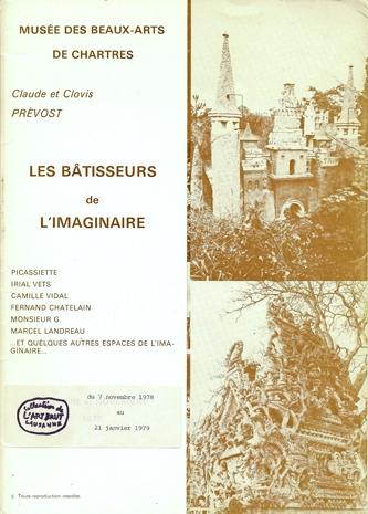 Brochure-catalogue exposition des Bâtisseurs de l'Imaginaire par les Prévost, Chartres-Rennes-Lausanne, 1977-1979.jpg