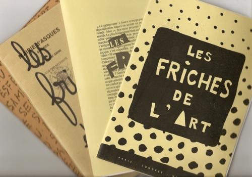Joe Ryczko, Les Frichesde l'Art,fanzine.jpg