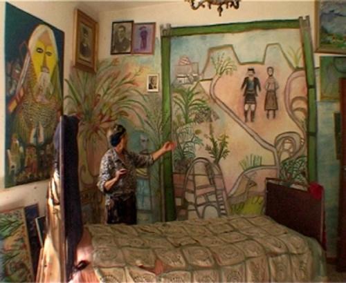 Bonaria Manca, extrait du film la sérénité sans carburant, de Marie Famulicki.jpg