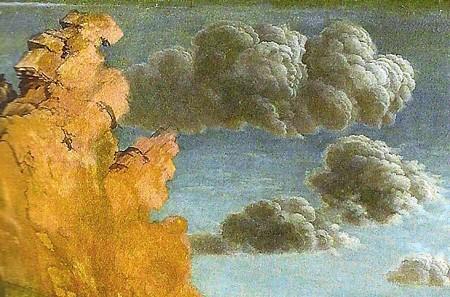 Mantegna,détail de Pallas chassant les vices..., Musée du Louvre.jpg