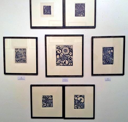 guy harloff,alchimie,art singulier,périphérie de l'art moderne,art moderne méconnu,galerie les yeux fertiles,alice paalen,dvd les phares