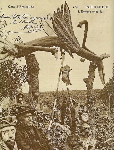 Page gauche du dossier sur les bois sculptés de l'abbé Fouré.jpg