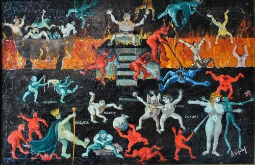 A.Dip..., ss titre (l'enfer et les péchés capitaux), 26x40cm, sd (2).jpg