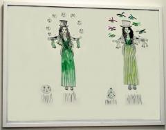 Aurie Ramirez, exposition Untitled, Galerie Impaire, juin 2008, ph B.Montpied.jpg