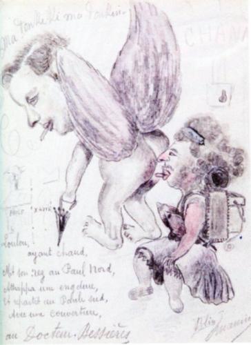 musée singer-polignac,centre d'étude de l'expression,jean-christophe philippi,anne-marie dubois,émancipations,art brut,art singulier,hassan,régis guyaux,paul hugues,yvonne robert,giordano gelli,la tinaia,alfred passaqui