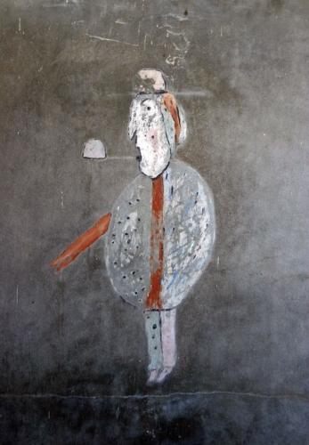 peinture rustique moderne,gaston chaissac,art singulier,lexique des arts populaires