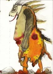 n ouvelles hybrides,contes,étienne cornevin,mauvais exemples,batman,pinocchio,tarzan