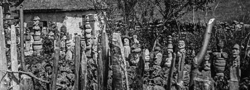 barbus müller,gilles minette,chambon-sur-lac,puy-de-dôme,le gazouillis des éléphants,dubuffet,musée barbier-mueller,art brut,origines de l'art brut