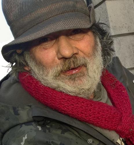 mark,art sauvage de rue,sdf,peintres clochards,fantastique social,figures de la rue,spartacus,yougoslavie