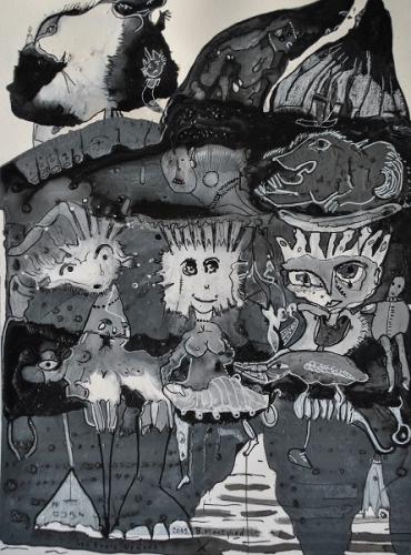 Les Trois Grâces, 30,5x23cm, 2019 (2).jpg
