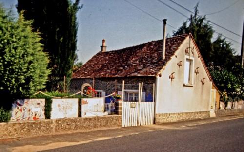 Maison de Mme et M. Taugourdeau,ph.Bruno Montpied,1991.jpg